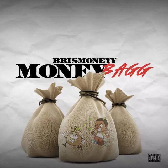 Cover art for album Moneybagg by Brismoneyy