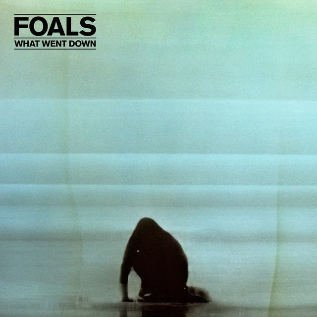 Cover art for album What Went Down by Foals