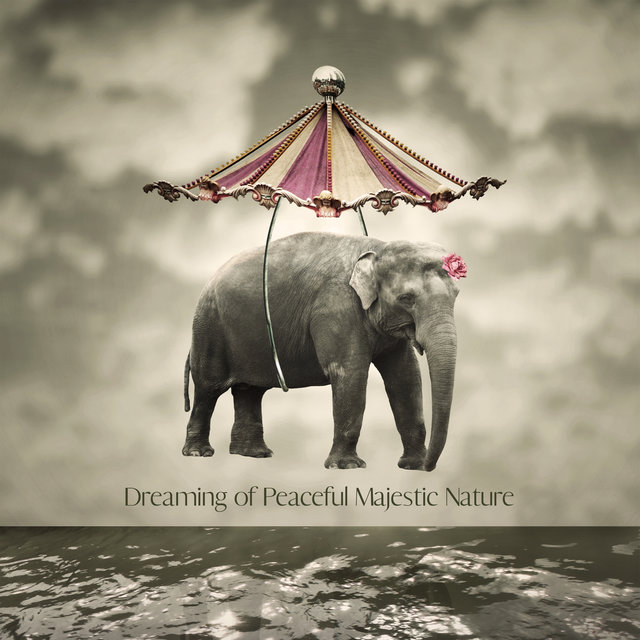 Dreaming of Peaceful Majestic Nature - Sounds of Nature with Instrumental Melodies Will Allow You to Quickly and Peacefully Fall Asleep Without Feeling Anxiety and Stress