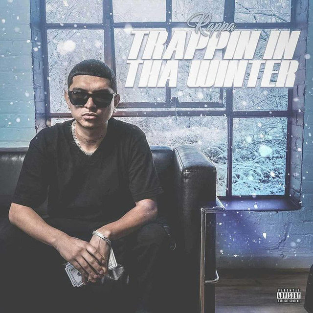 Cover art for album Trappin In Tha Winter by Rappa