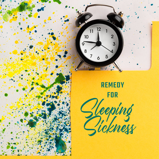 Remedy for Sleeping Sickness – Hypnotic Music to Help You Sleep