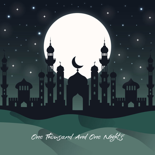 One Thousand And One Nights: Middle Eastern Instrumental Music
