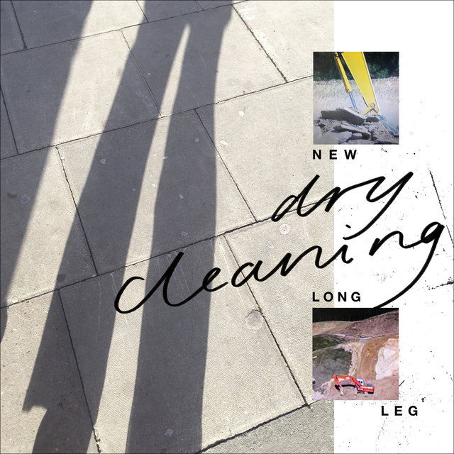 Cover art for album New Long Leg by Dry Cleaning