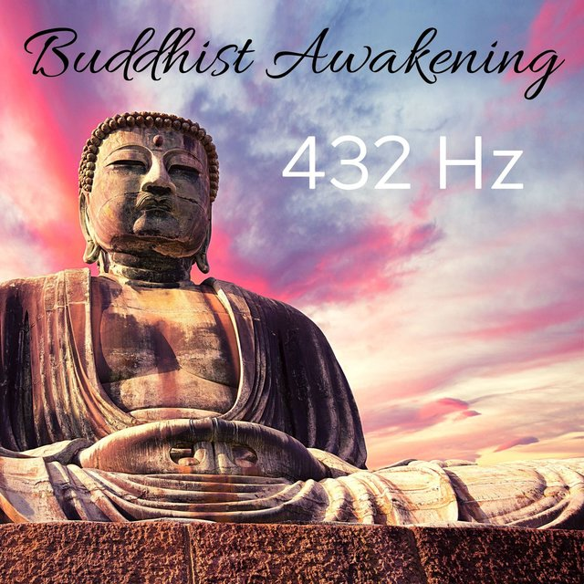 Buddhist Awakening 432 Hz: Temple of Zen, Healing Meditation, Tibetan Music