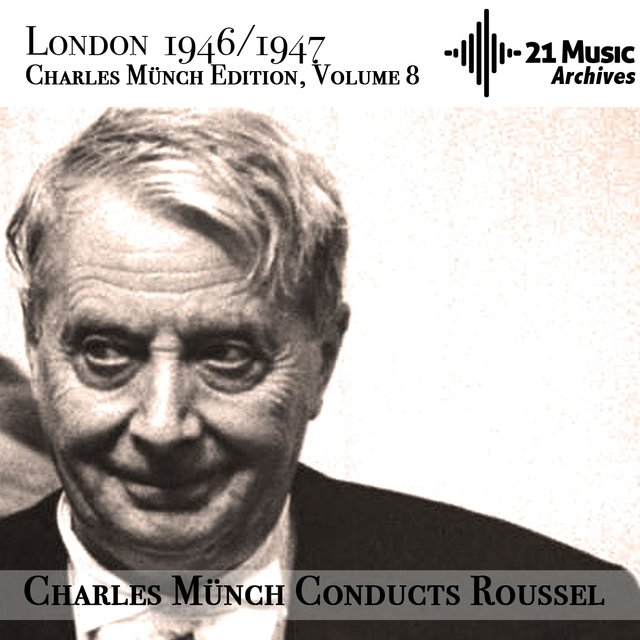 Charles Münch conducts Albert Roussel