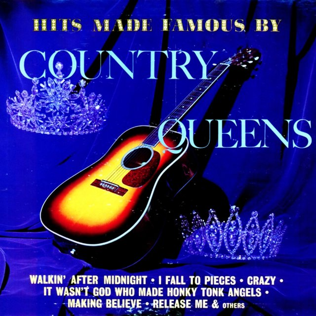 Hits Famous By Country Queens