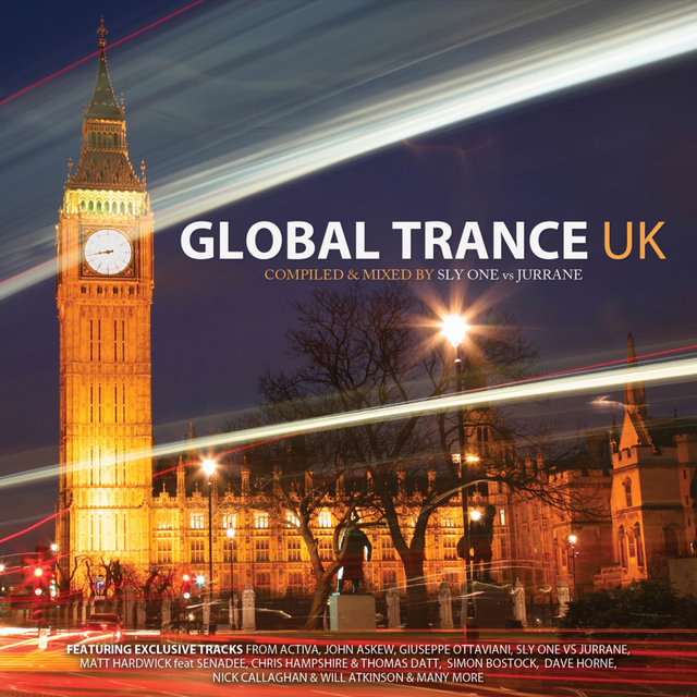Global Trance UK (Compiled & Mixed by Sly One vs Jurrane)