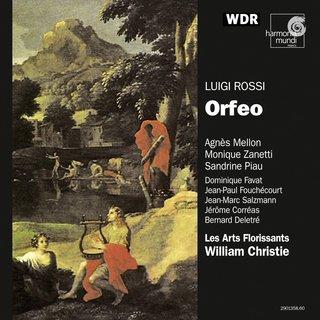 Rossi: OrfeoLes Arts Florissants, William Christie