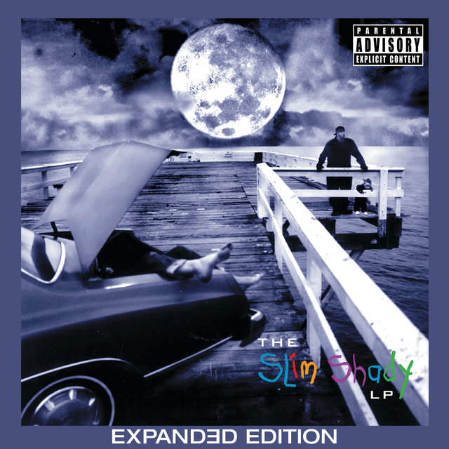 Cover art for album The Slim Shady LP (Expanded Edition) by Eminem