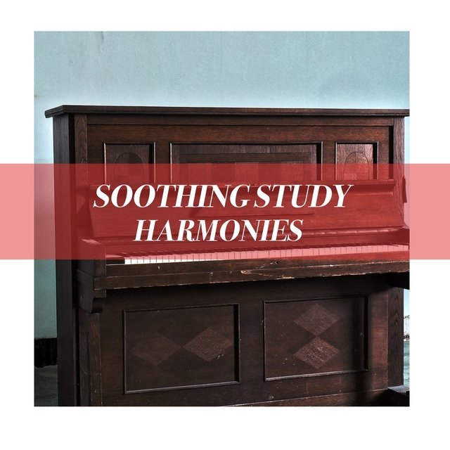 Soothing Study Grand Piano Harmonies