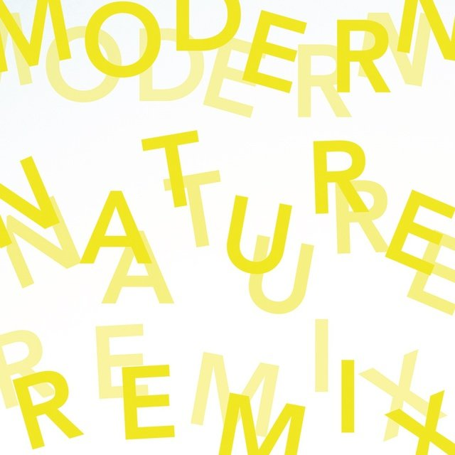 Modern Nature: The Remixes EP