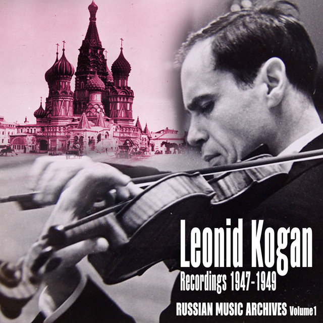 Russian Music Archives, Volume 1 (Recordings 1947 - 1949)