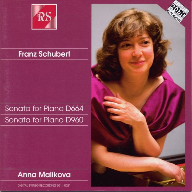 Schubert: Piano Sonatas In A Major, D664 / B-Flat Major, D960