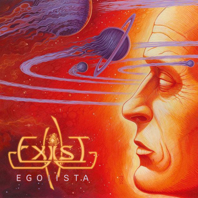 Cover art for album Egoiista by Exist