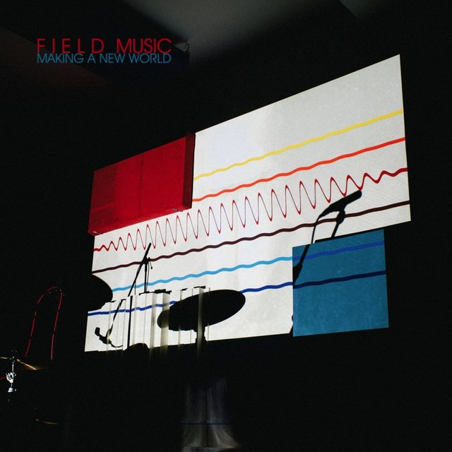 Cover art for album Making a New World by Field Music