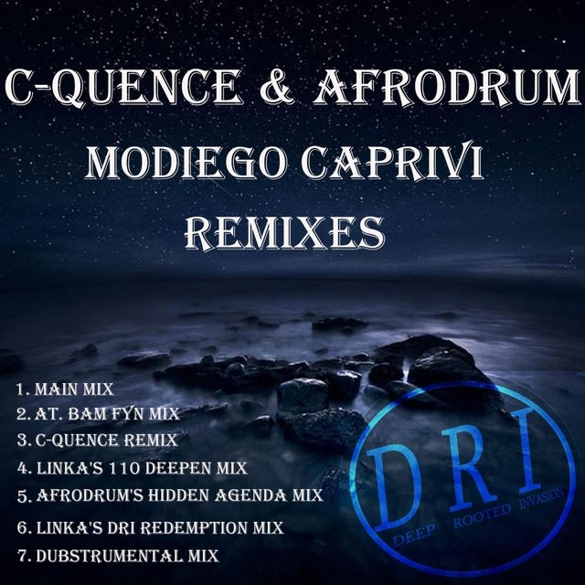 MoDiego Caprivi Remixes