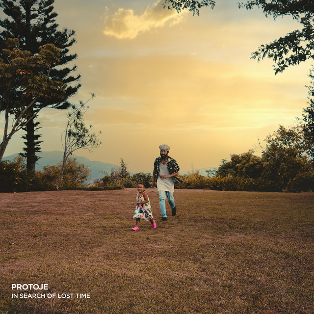 Cover art for album In Search Of Lost Time by Protoje