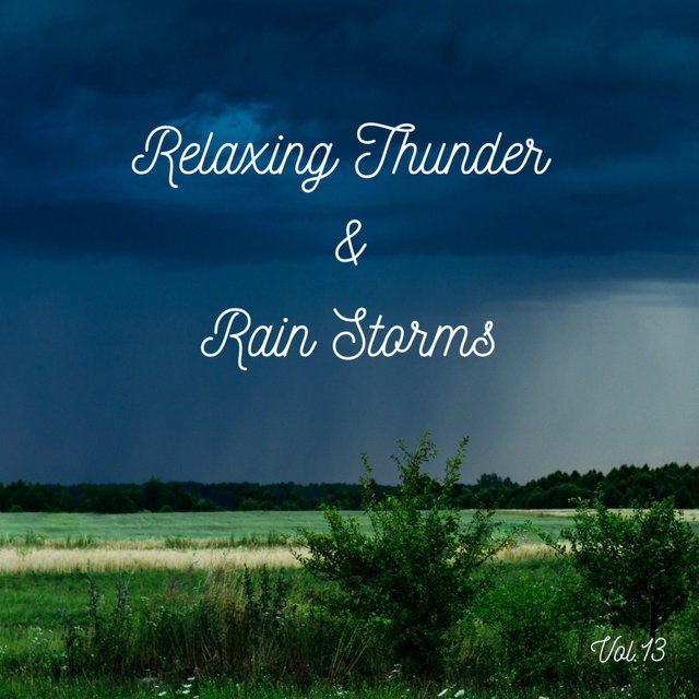 Relaxing Thunder and Rain Storms Vol.13