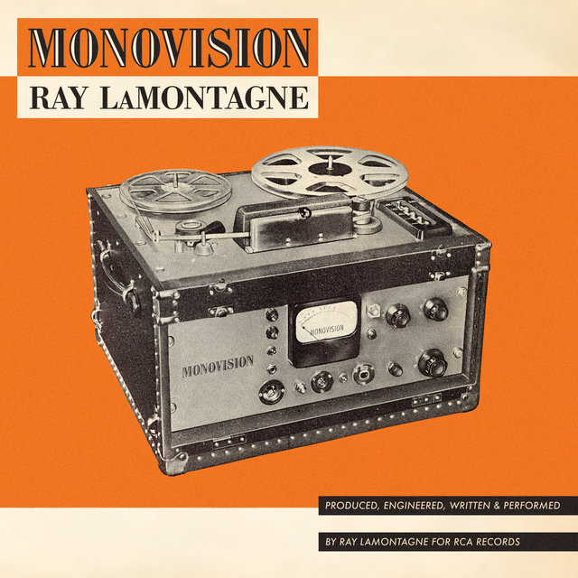 Cover art for album MONOVISION by Ray LaMontagne