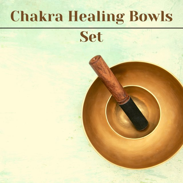 Chakra Healing Bowls Set - Relaxing Music and Nature Sounds for Meditation, Sound Healing, Sound Therapy