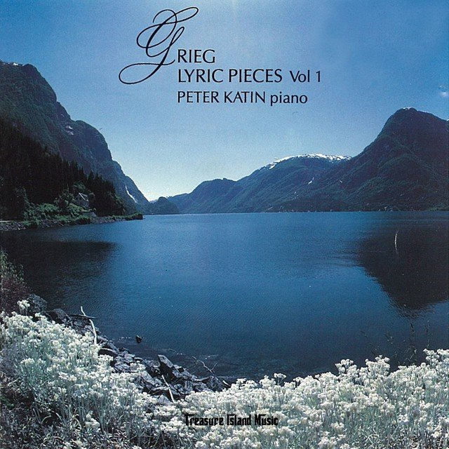 Grieg: Lyric Pieces Vol. 1