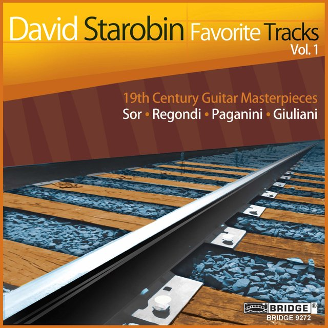 David Starobin: Favorite Tracks, Vol. 1