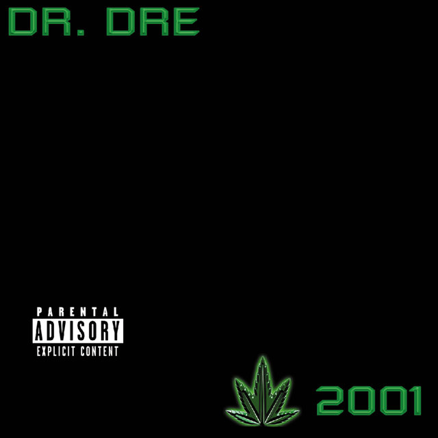 Cover art for album 2001 by Dr. Dre