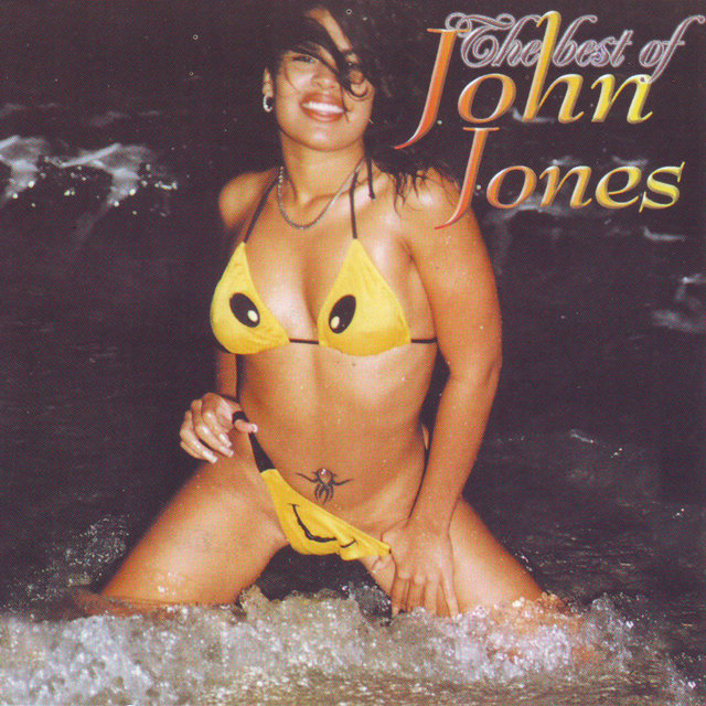 Best of John Jones