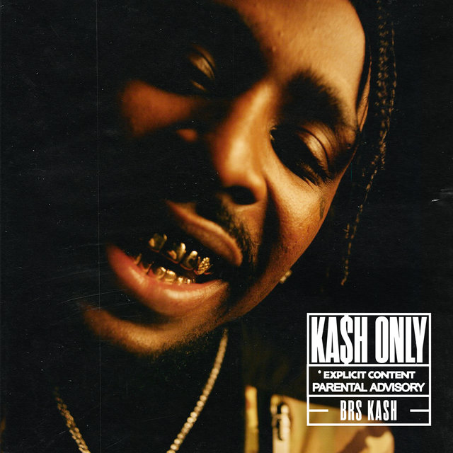 Cover art for album Kash Only by BRS Kash