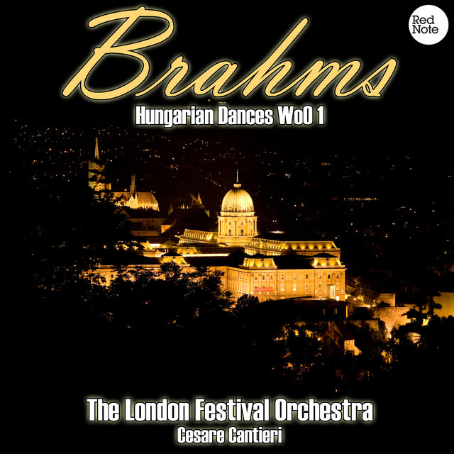 Brahms: Hungarian Dances WoO 1