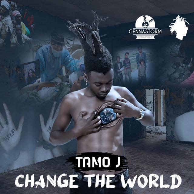 Cover art for album  by Tamo J