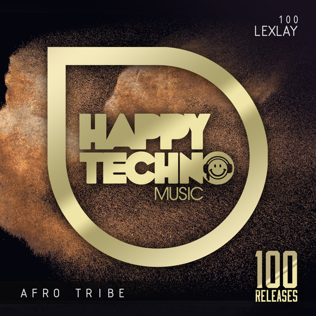 Cover art for album Afro Tribe by Lexlay