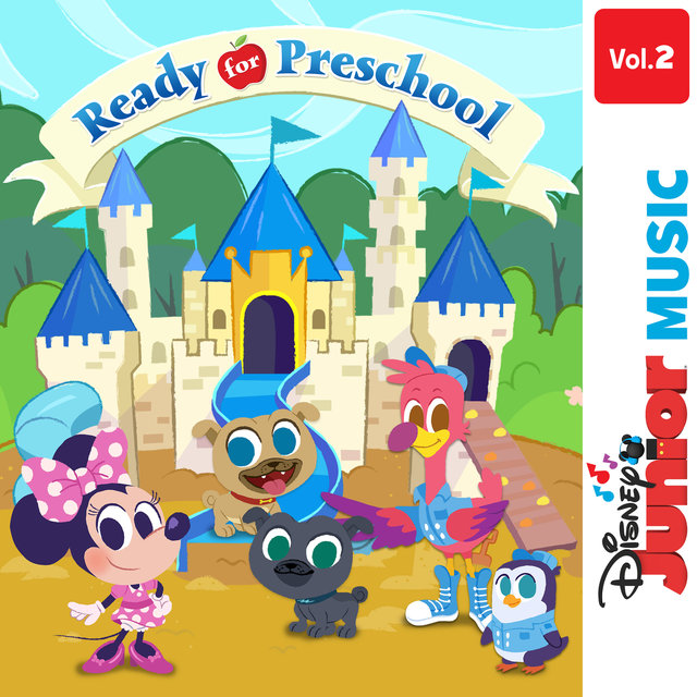 Disney Junior Music: Ready for Preschool Vol. 2