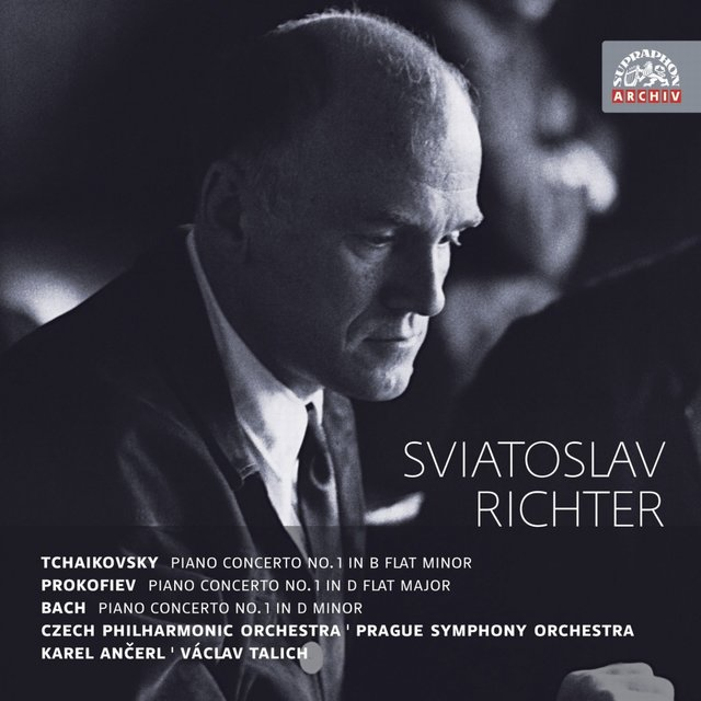 Tchaikovsky, Prokofiev & Bach: Piano Concertos. Russian Masters