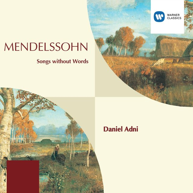 Mendelssohn Songs without Words etc.