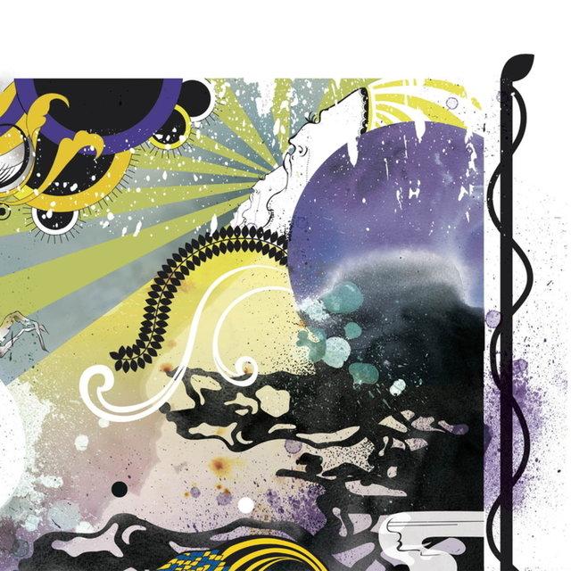 Cover art for album  by Jennifer Cardini