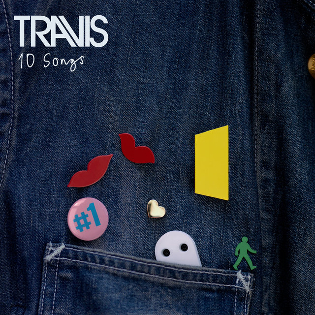 Cover art for album 10 Songs by Travis
