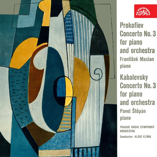 Kabalevsky, Prokofiev: Concertos for Piano and Orchestra