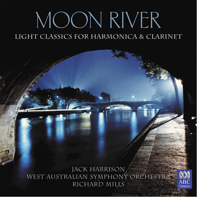 Moon River: Light Classics For Harmonica & Clarinet