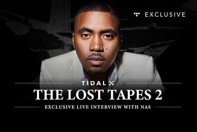 "Nas talks ""The Lost Tapes 2,"" with TIDAL, explaining why he waited"