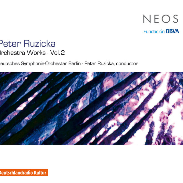Ruzicka: Orchestral Works, Vol. 2