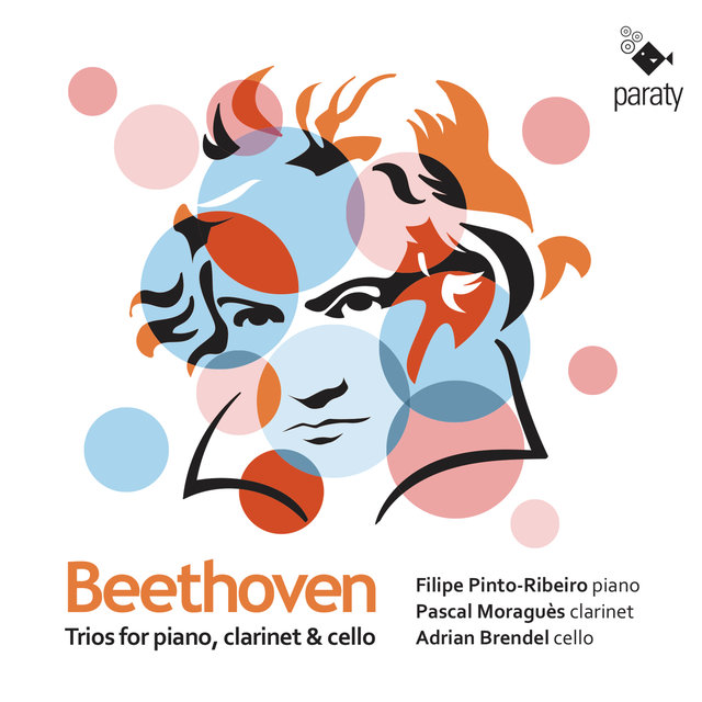 Beethoven: Trios for piano, clarinet and cello, Ops. 11 & 38