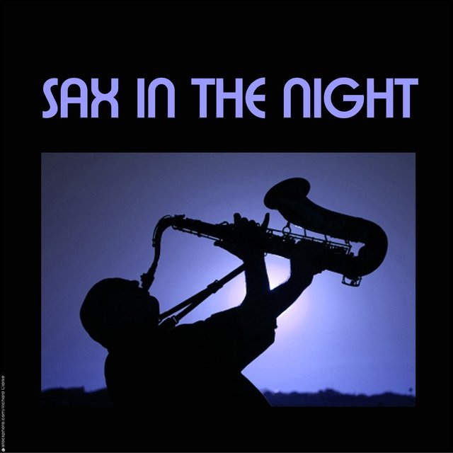 Sax in the night