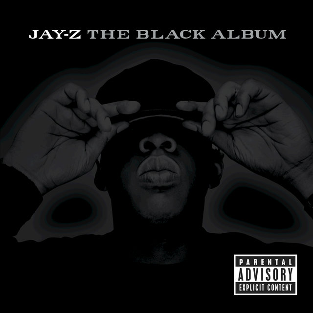 Cover art for album The Black Album by JAY-Z
