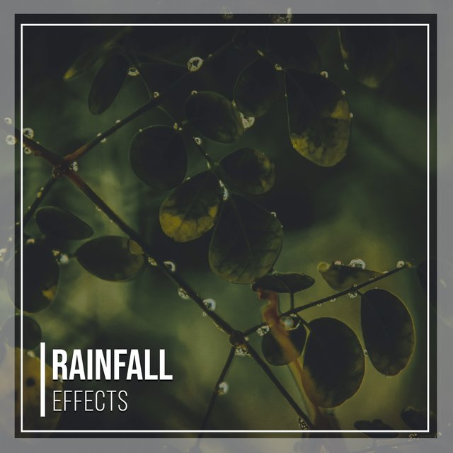 Relaxing Rainfall Studio Effects