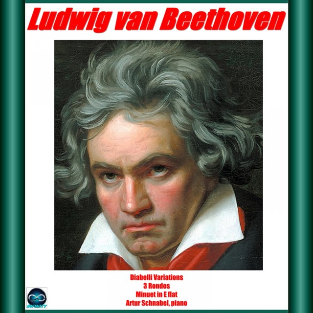 Beethoven: Diabelli Variations - 3 Rondos, Minuet in E flat