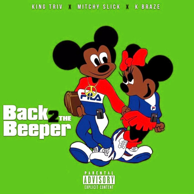Back 2 the Beeper - Single