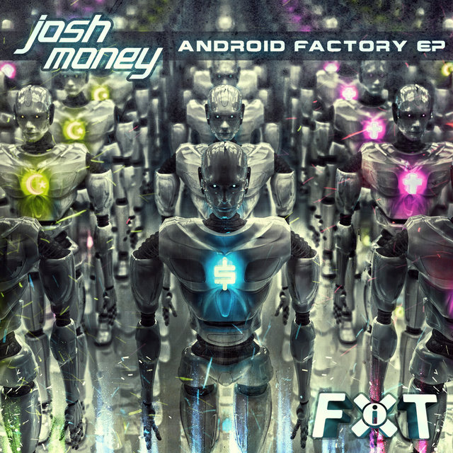 The Android Factory - EP