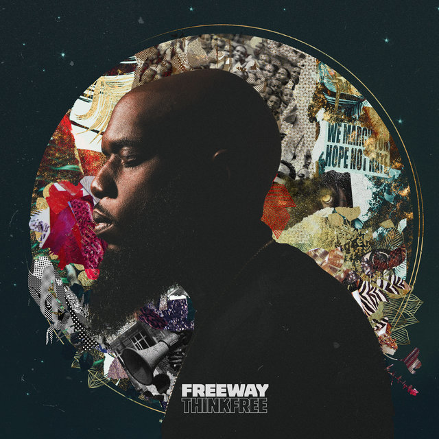 Cover art for album Think Free by Freeway