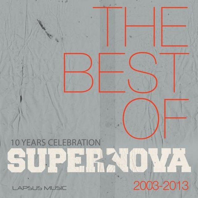 The Best of 10 Years - 2003 /2013 (Mixed)